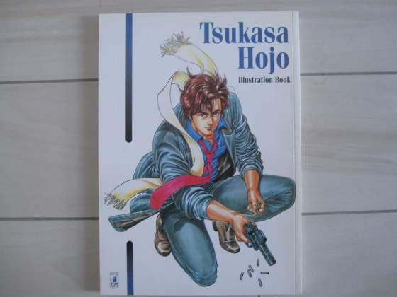 Tsukasa Hojo Illustration Book City Hunter Cat's Eye Star