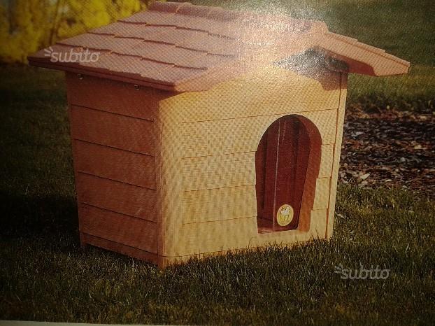 Casa per cane taglia medio grande