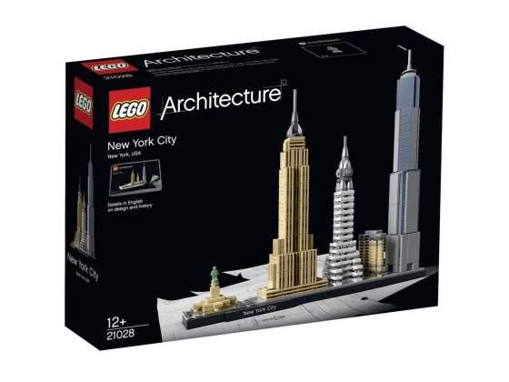 Lego architecture  - set di costruzioni new york city