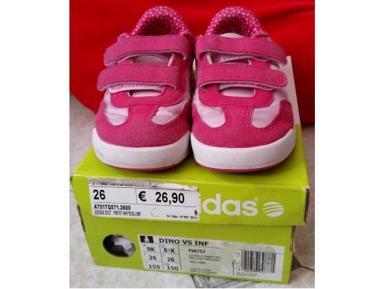 adidas scarpe bimba 26