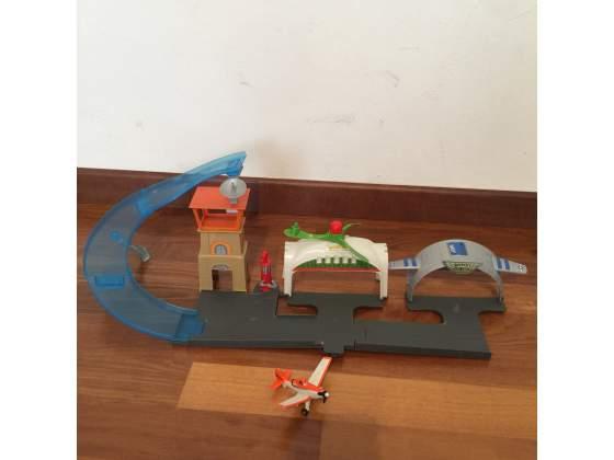 Vendo Aeroporto Planes Disney Mattel