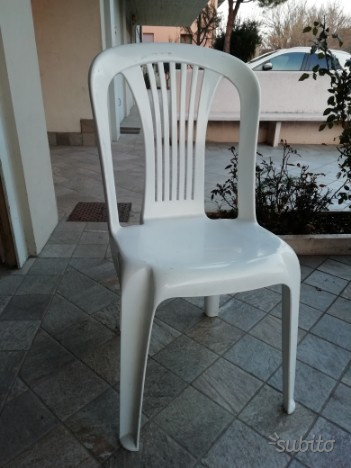 Stock Sedie In Plastica.Sedie In Plastica Usate Posot Class