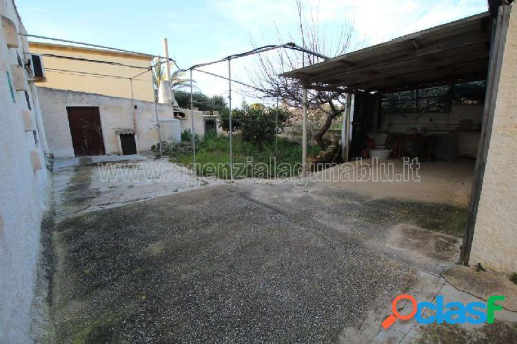 Casa ind. di 130mq con garage e 300mq di giardino