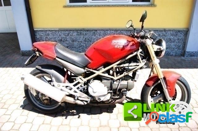 Ducati Monster 750 benzina in vendita a San Maurizio