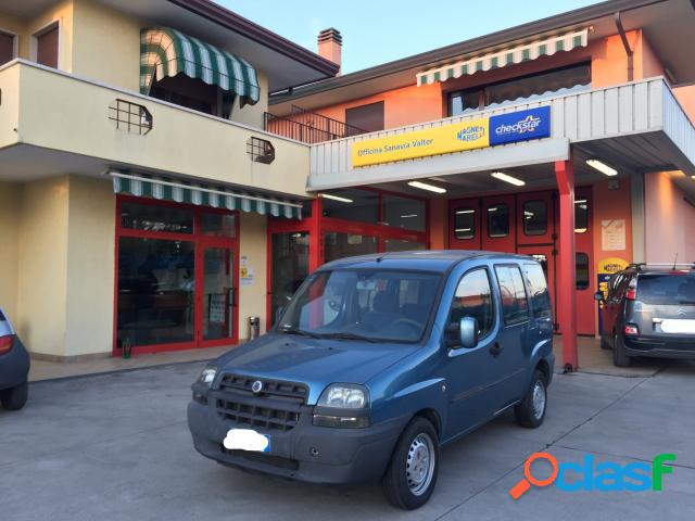 FIAT Doblò diesel in vendita a Campolongo Maggiore
