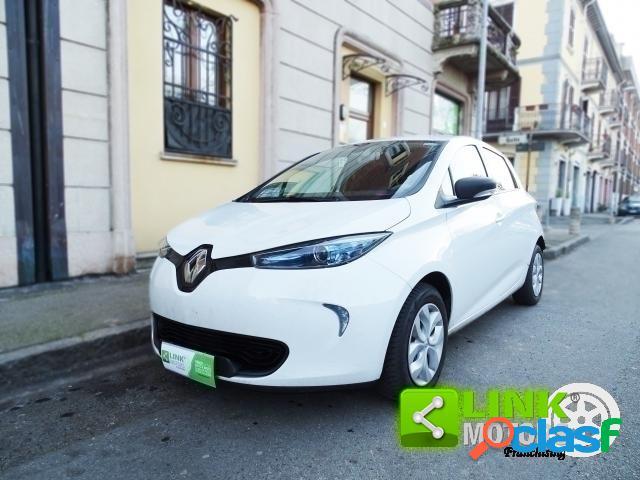 RENAULT Zoe elettrica in vendita a Novara (Novara)