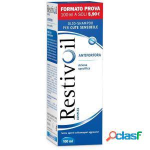 Restivoil complex 100ml -olio-shampoo per cute sensibile.