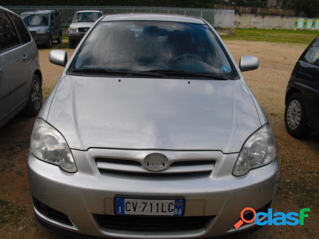 TOYOTA Corolla diesel in vendita a Andria