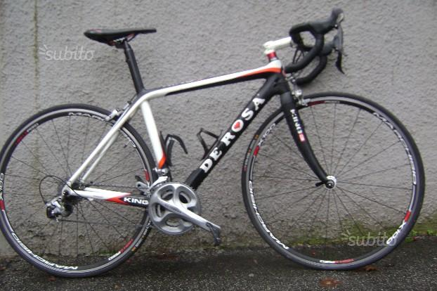 Bici corsa De Rosa King 3