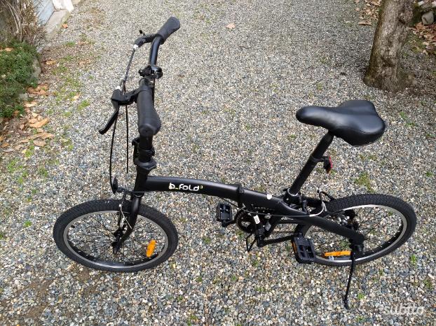 Bici Pieghevole Bfold 20.Bicicletta Pieghevole B Fold Posot Class