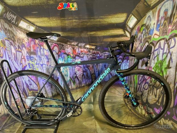 Ciclocross Cannondale Super x Apex taglia 51