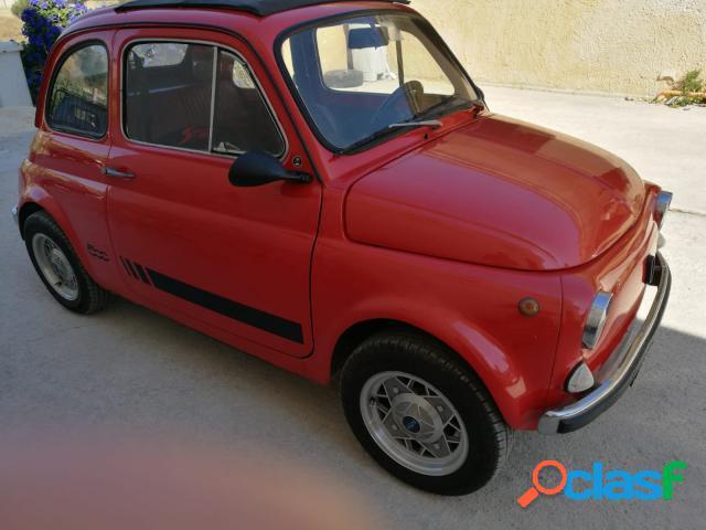 FIAT 500 benzina in vendita a Balestrate (Palermo)