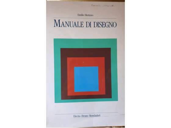 """Libro """"Manuale di disegno"""" di Morasso"""