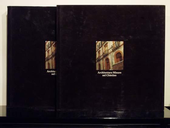 Renzo mancini - architettura minore nel chietino vol.1 e 2