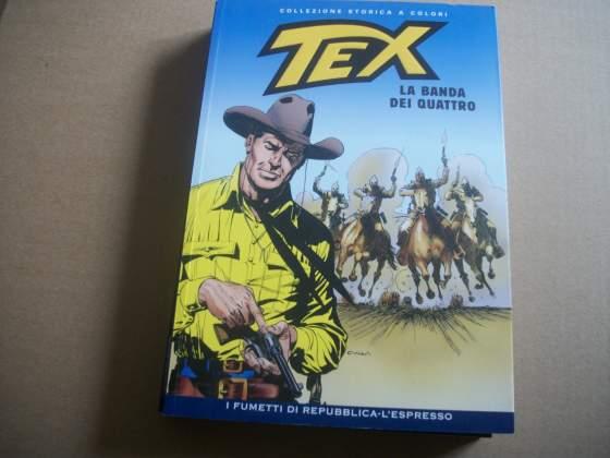 Tex collezione storica a colori