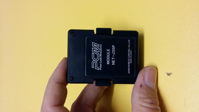 modulo JR Propo 35 mhz + quarzo