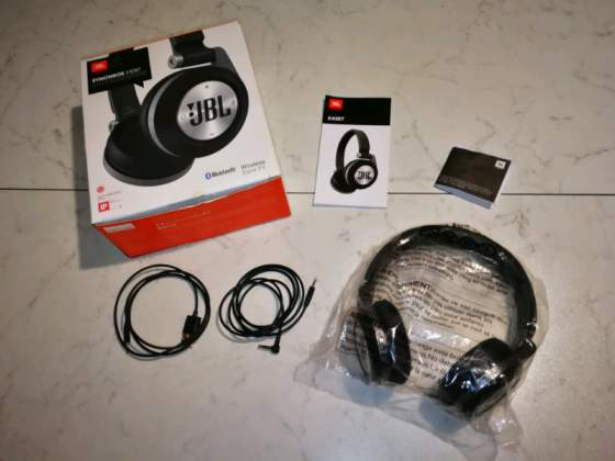 Cuffie wireless JBL SYNCHROS e40bt NUOVE
