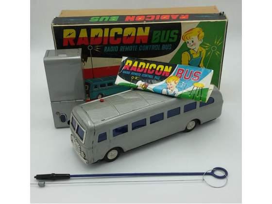 Bus radicon anni 50