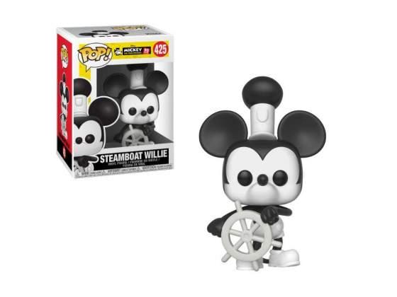 Funko Mickey Mouse POP Disney Vinile Figura Battello a