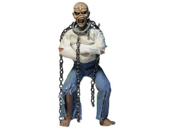 Iron Maiden Retro Action Figure Eddie Piece Of Mind 20 cm