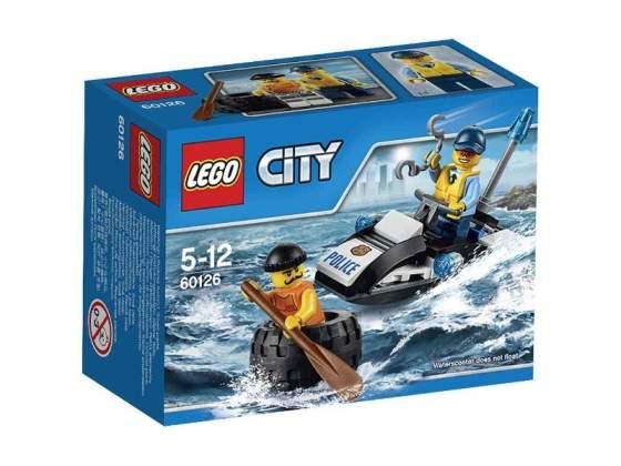 LEGO City Police  - Fuga con Gli Pneumatici
