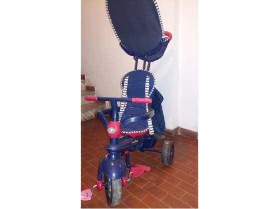 Triciclo smart trike 3 in 1