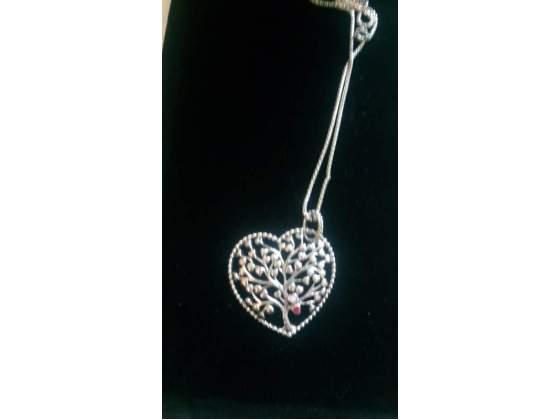 Collana Pandora - Albero dell'amore