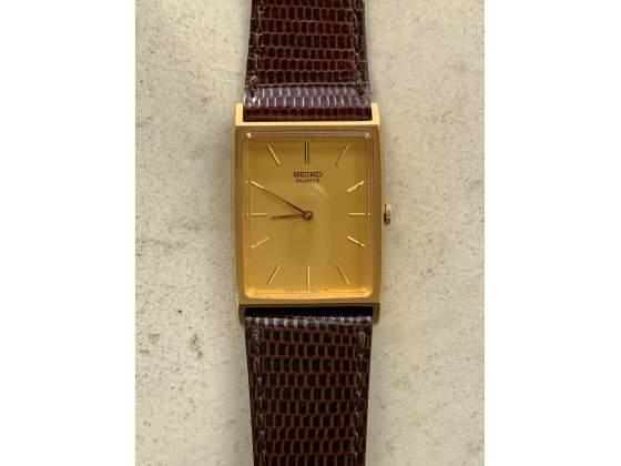 Elegante orologio Seiko uomo