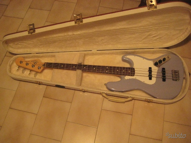 Fender Jazz Bass basso Made in USA