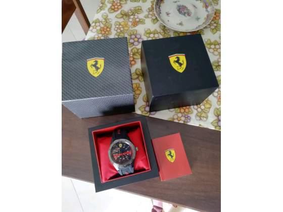 Orologio Ferrari Podio nuovo scatola e manuale