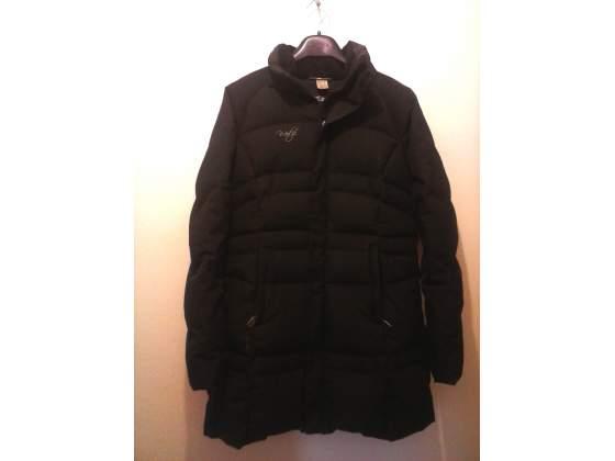 Vendo cappotto PIUMINO nero, tg.48, da Donna