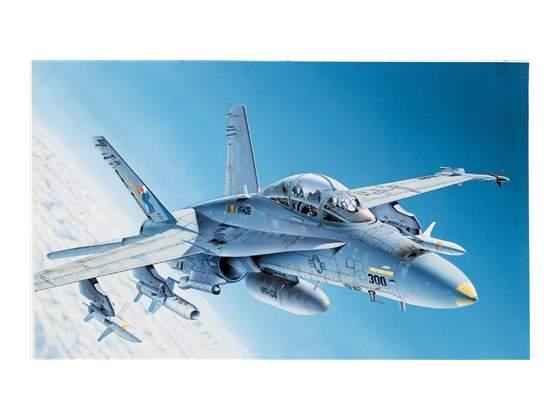 AEREO F/A - 18 C/D KIT 1:72 Italeri IT