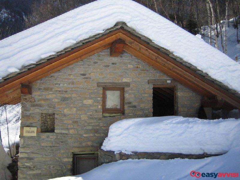 Casa indipendente 80 mq, valle daosta