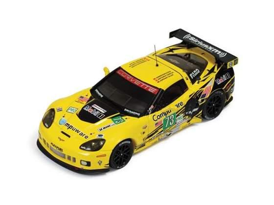 Chevrolet Corvette C6 Zr1 Team Corvette Racing #73 Le Mans