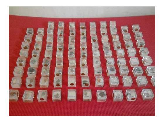 Collezione completa Minerali & gemme DeAgostini