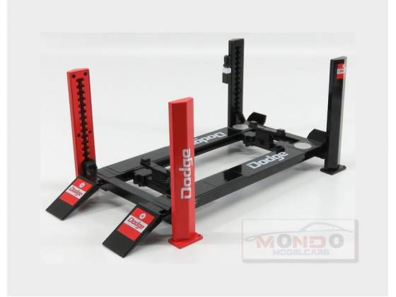 Dodge Garage Set Officina Ponte Auto Four Post Lift