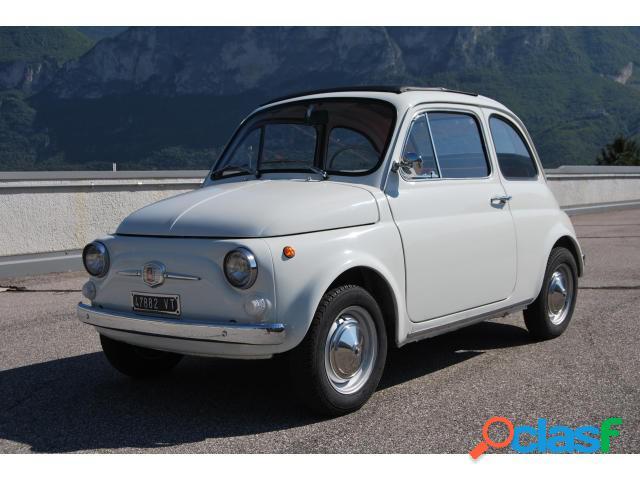 FIAT 500 benzina in vendita a Mezzolombardo (Trento)