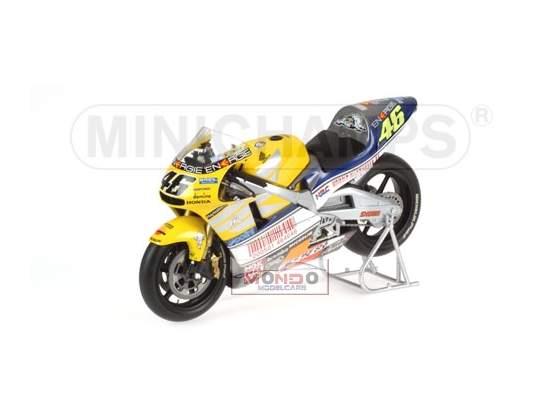 Honda Nsr 500 Rossi Le Mans Gp   Modellino