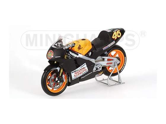 Honda Nsr 500 Testbike Rossi  Pma 1:12