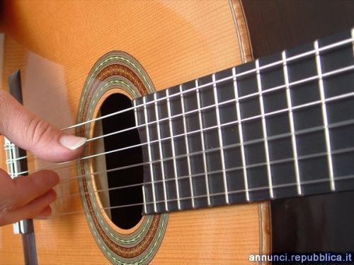 Lezioni di chitarra classica e moderna Roma