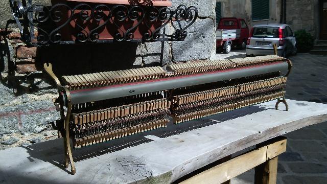 MECCANICA PER PIANOFORTE