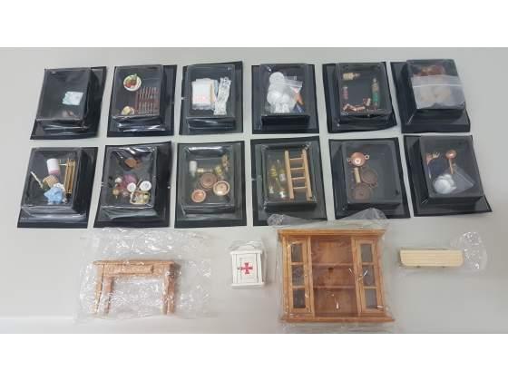 Miniature casa delle bambole 1:12 Accessori Marmellate Cucina in miniatura 4JN