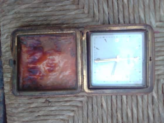 Orologio Roamer Vintage D'epoca con Sveglia