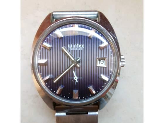 Orologio da polso automatico meccanico breil 25 rubini