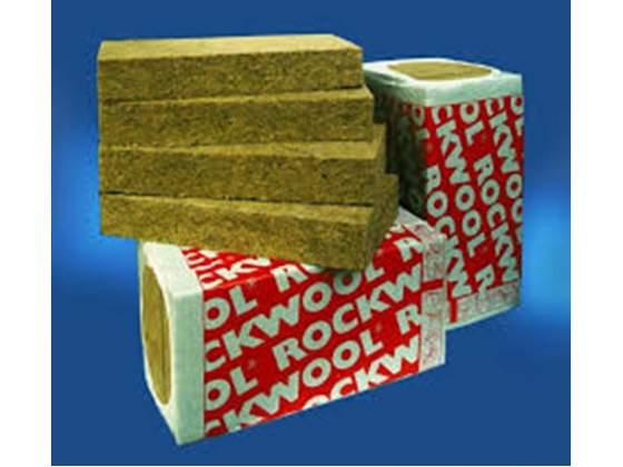Pannelli in lana di roccia Rockwool ds 40 sp 40