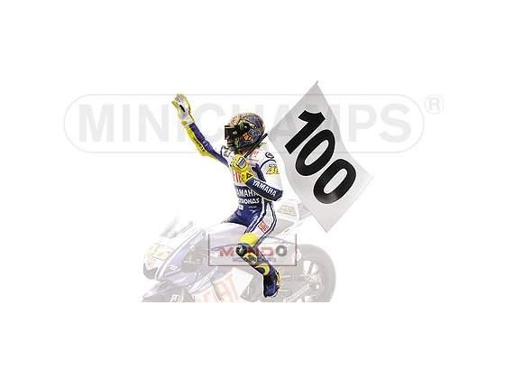 Pilota Rossi 100 Gp Wins Gp Assen