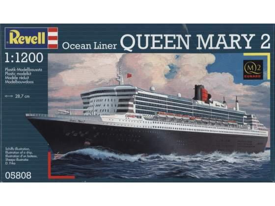 Queen Mary 2 Revell  Kit RV
