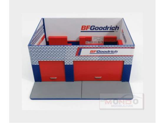 Set Officina Garage Mechanic'S Corner Bfgoodrich GREENLIGHT