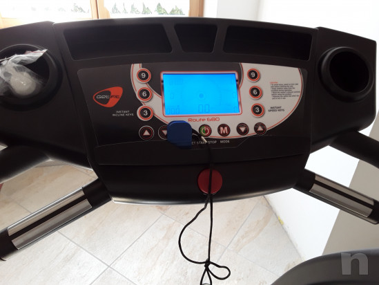 Tapis roulant a trazione posot class - Tappeto elettrico usato ...