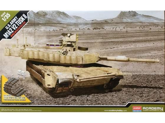 "U.S. Army M1A2 ""Tusk Ii"" Lim. Ed. Kit ACADEMY 1:35 ACD"